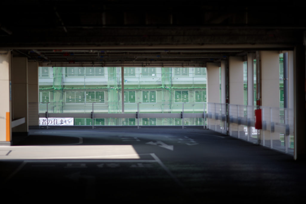 parking F1.8